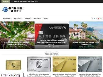 flyinghighonpoints.com