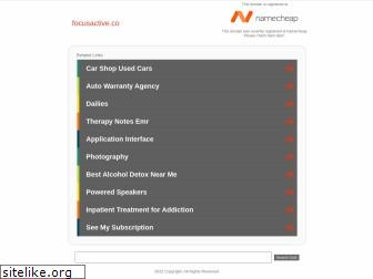 focusactive.co