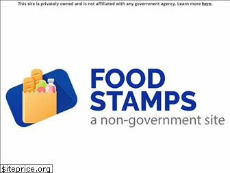 food-stamps.org