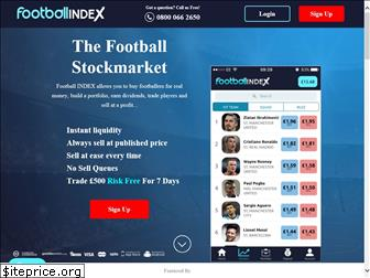 footballindex.co.uk