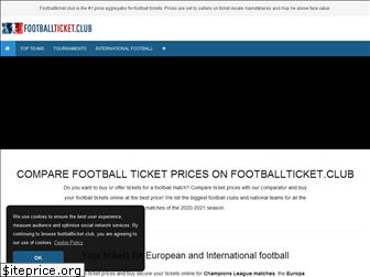footballticket.club