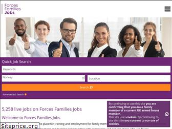 forcesfamiliesjobs.co.uk