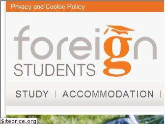 foreignstudents.com