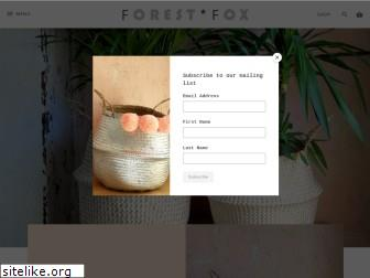 forest-fox.co.uk