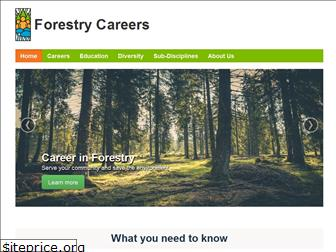 forestrycareers.org