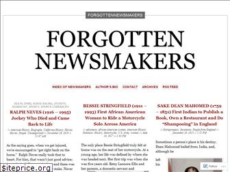 forgottennewsmakers.com