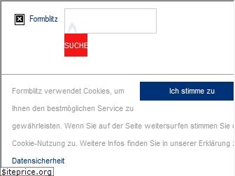 www.formblitz.de website price