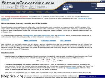 formulaconversion.com