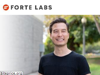 fortelabs.co