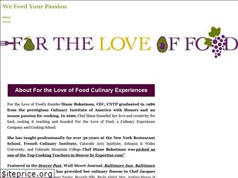 fortheloveoffoodwest.com