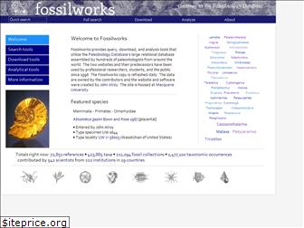 fossilworks.org