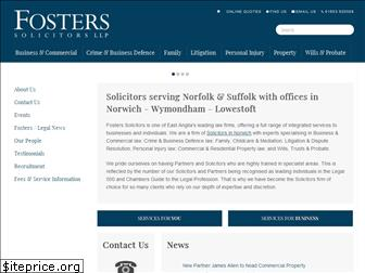 fosters-solicitors.co.uk