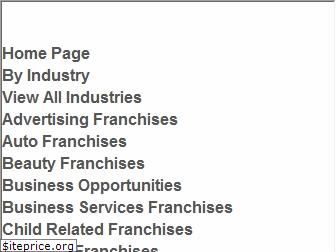 franchiseopportunities.com
