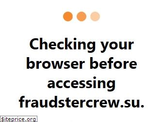 fraudstercrew.su