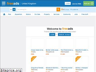 freeads.co.uk