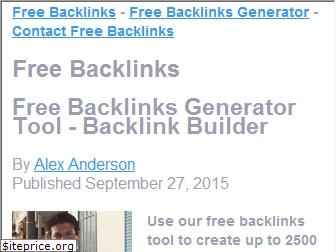 freebacklinks.info