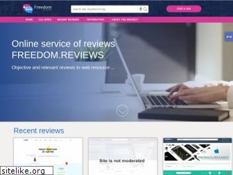 freedom.reviews