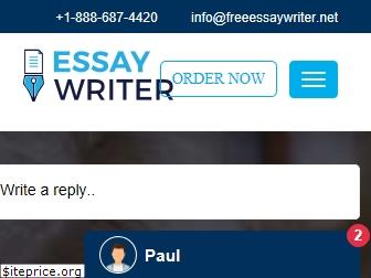 freeessaywriter.net