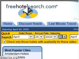 freehotelsearch.com