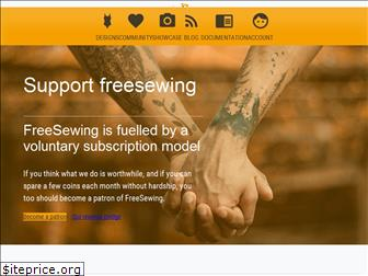 freesewing.org