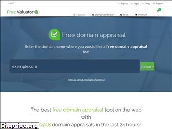 freevaluator.com