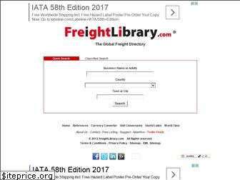 freightlibrary.com