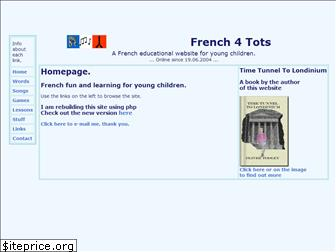 french4tots.co.uk