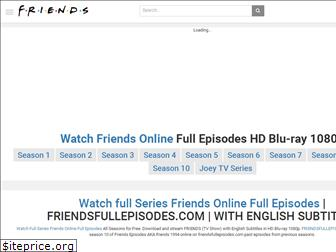 friendsfullepisodes.com