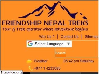 friendshipnepaltreks.com