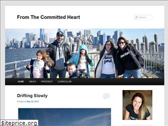 fromthecommittedheart.com
