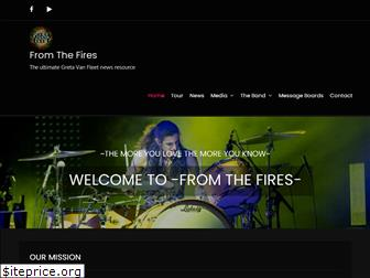 fromthefires.com