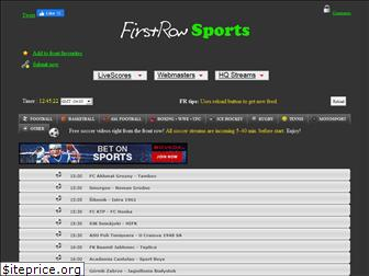 frontrowsport.tv