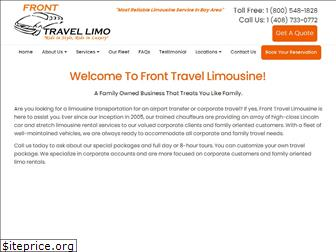 fronttravellimo.com