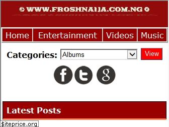 www.froshnaija.com.ng website price