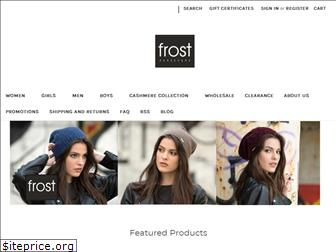 frosthats.com