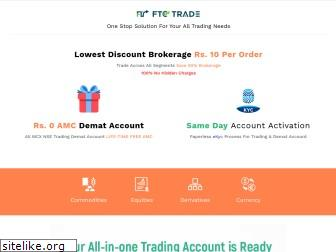 ftctrade.in