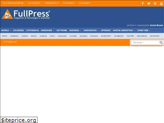 www.fullpress.it website price