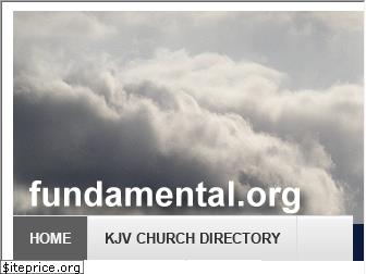 www.fundamental.org website price