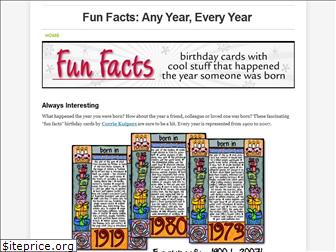 funfactsbirthday.weebly.com