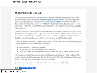 fusiontables-archive.withgoogle.com