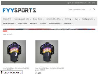 www.fyysports.co website price