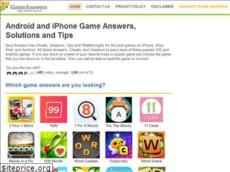 gameanswers.net