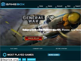 gamebox.com