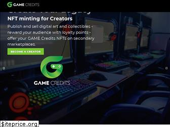 gamecredits.org