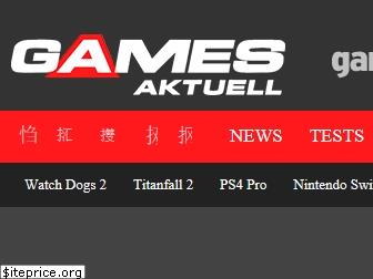 www.gamesaktuell.de website price