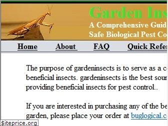 gardeninsects.com