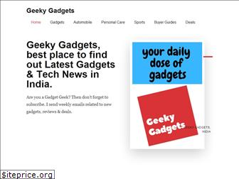 geekygadgets.in