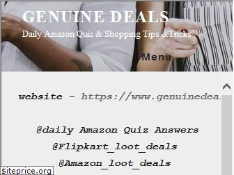 genuinedeals4all.com