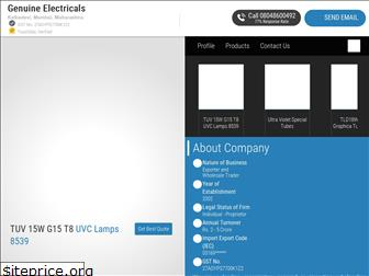 genuineelectricals.co.in