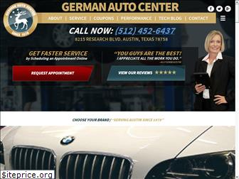 germanautocenter.com